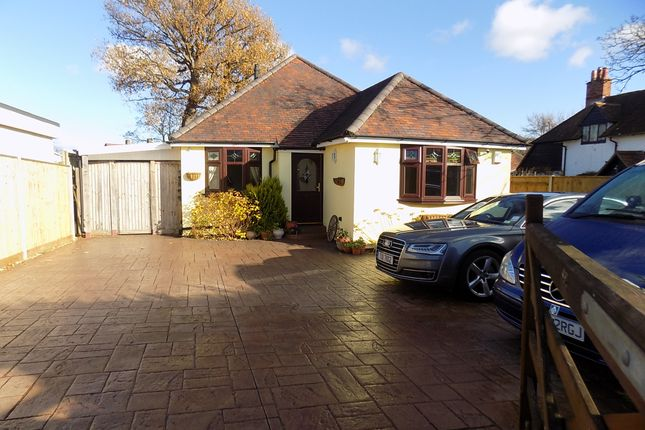 3 bed detached bungalow for sale in Home Farm Close, Hythe