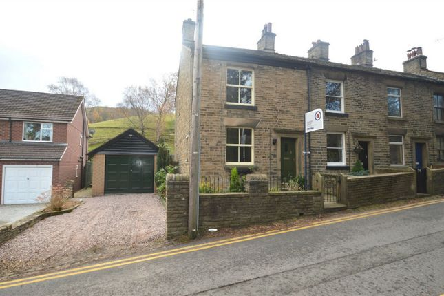Thumbnail Cottage for sale in Chancery Lane, Bollington, Macclesfield, Cheshire