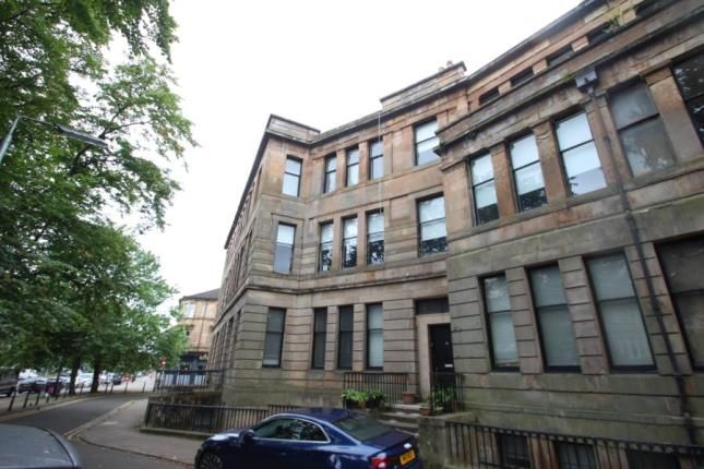 Thumbnail Flat for sale in Walmer Crescent, Glasgow, Lanarkshire