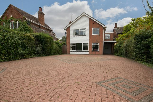 Thumbnail Detached house for sale in Oakley Road, Bromham