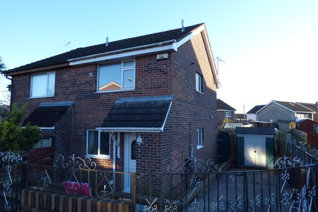 Thumbnail Terraced house to rent in Keats Road, Caldicot