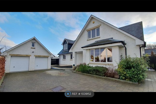Thumbnail Detached house to rent in Letham Park, Pumpherston, Livingston