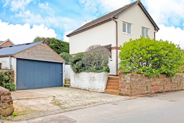 3 bed detached house for sale in Deepway Lane, Exminster, Exeter EX6