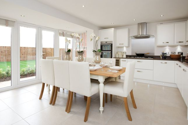 """Thumbnail Detached house for sale in """"Millford"""" at Market Road, Thrapston, Kettering"""