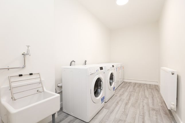 Laundry Room of Ashtons Studios, Well Meadow Street, City Centre S3
