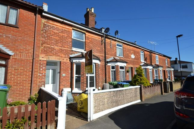Thumbnail Terraced house to rent in St Edmunds Road, Shirley, Southampton