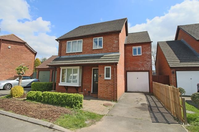 Thumbnail Detached house to rent in Mallard Close, Andover, Hampshire