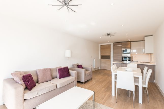 Thumbnail Flat to rent in Cadmus Court, Surrey Quays