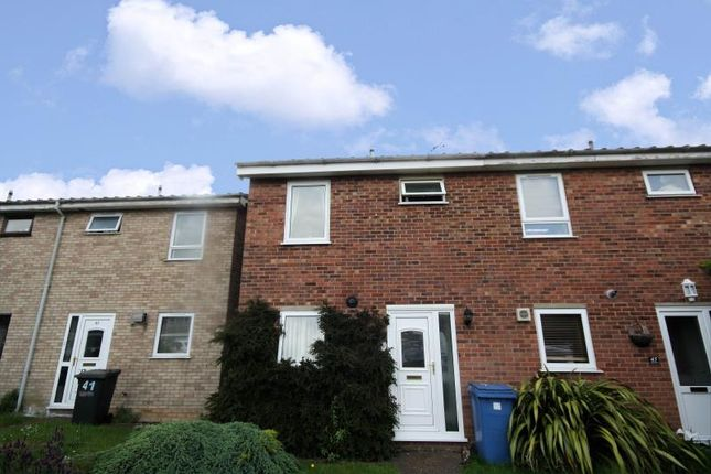 Thumbnail Terraced house to rent in Milnrow, Ipswich, Suffolk