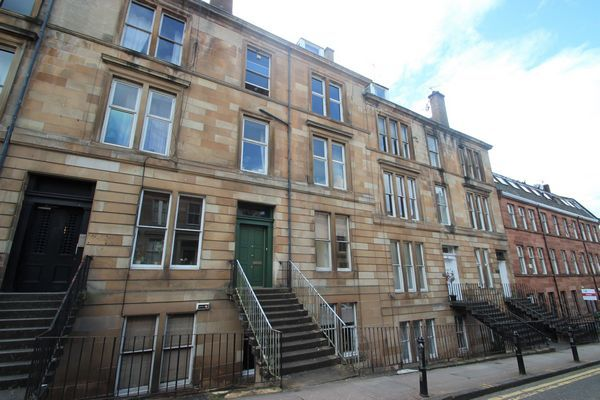 Thumbnail Flat to rent in Renfrew Street, Glasgow