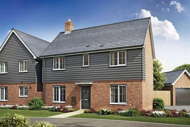 Thumbnail Detached house for sale in Fontwell Avenue, Eastergate