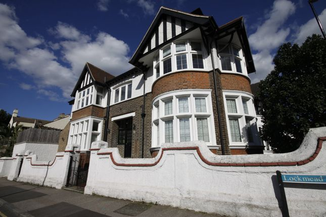 Thumbnail Semi-detached house for sale in Belmont Hill, London