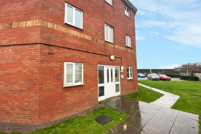 Thumbnail Flat for sale in Glan Rhymni, Pengham Green, Cardiff