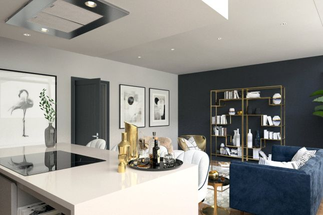 Thumbnail Flat for sale in The Moorwell, Windsor Road, Penarth
