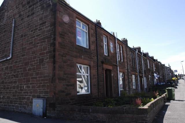 Thumbnail Flat to rent in Bonnyton Road, Kilmarnock, East Ayrshire, 2Ly