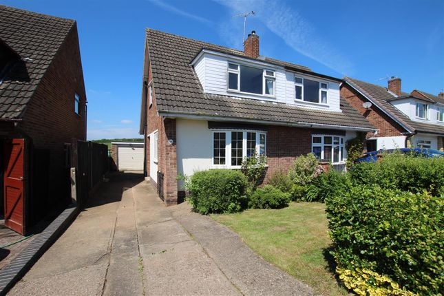 3 bed semi-detached house to rent in Woodside, Ashby-De-La-Zouch LE65