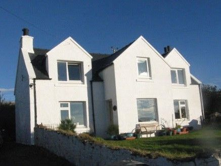 Thumbnail Detached house for sale in 5 Upper Edinbane, Isle Of Skye