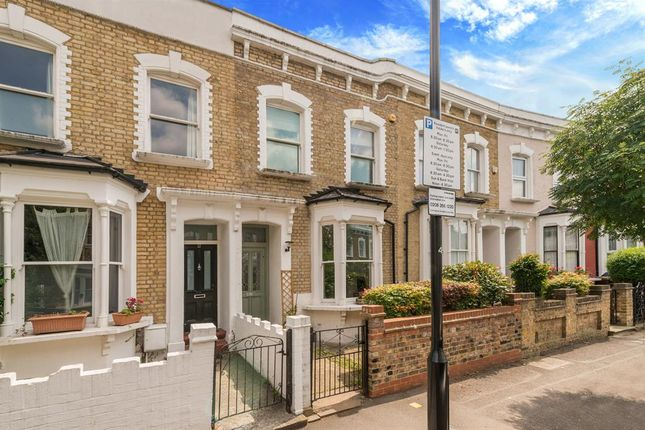 Thumbnail Terraced house for sale in Winston Road, London