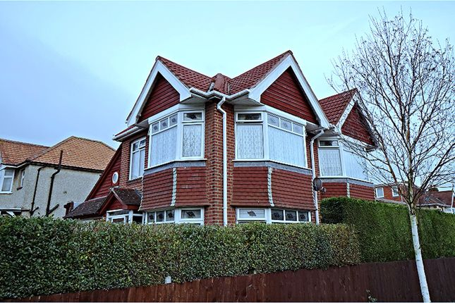 Front View of Middle Road, Sholing, Southampton SO19
