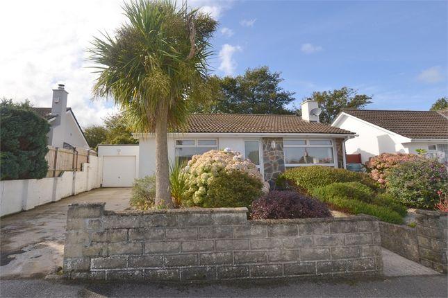 Thumbnail Detached bungalow for sale in Bellever Parc, Camborne