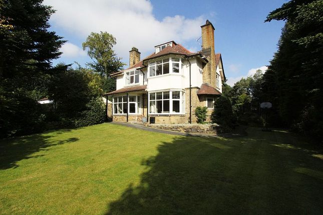 Thumbnail Detached house for sale in Murly Moss, Dryclough Lane, Skircoat Green, Halifax, West Yorkshire
