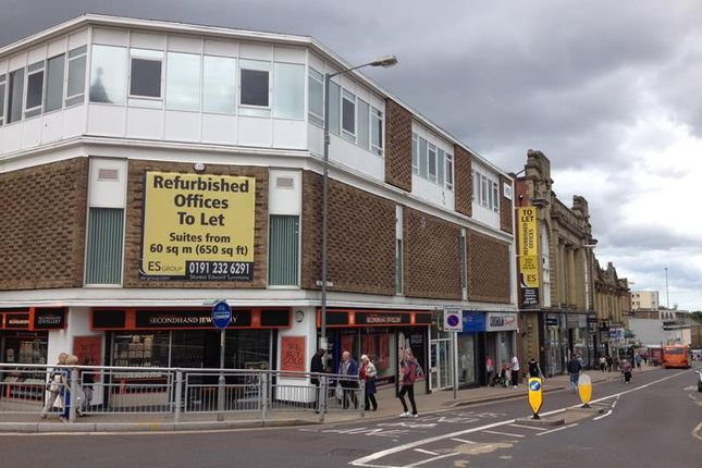 Office to let in Jackson House & New Century House, Jackson Street/West Street, Gateshead, Tyne And Wear
