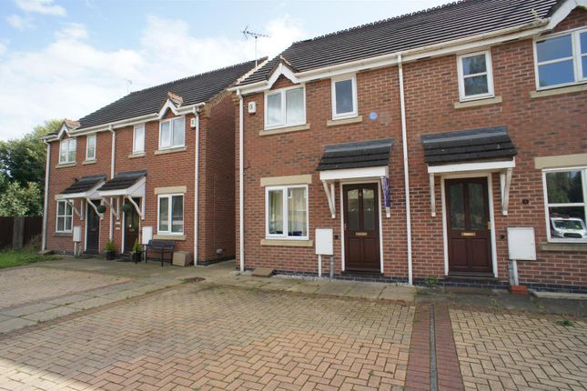 Thumbnail Semi-detached house to rent in Castle View, Duffield, Belper