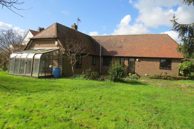 Detached bungalow for sale in Sheepcote Lane, Crockenhill, Orpington, Kent