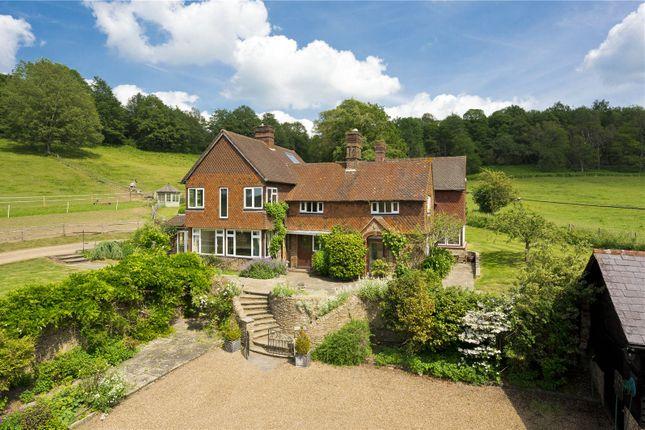 5 bed property to rent in Lodkin Hill, Hascombe, Godalming, Surrey GU8