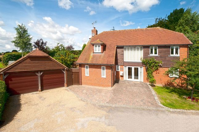 Thumbnail Detached house for sale in Sellindge, Ashford