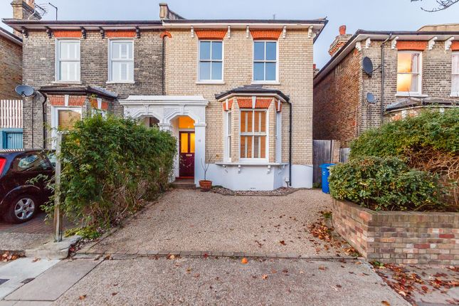 Thumbnail Semi-detached house for sale in Ashbourne Grove, London