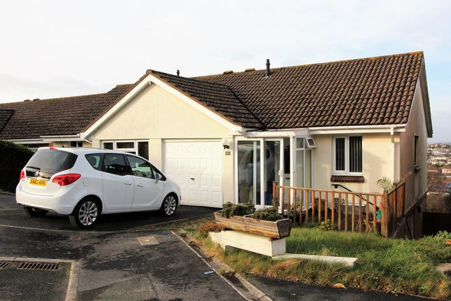 Thumbnail Semi-detached house for sale in Smallridge Close, Plymstock, Plymouth