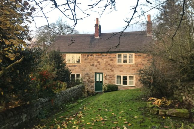Thumbnail Detached house to rent in Makeney, Belper