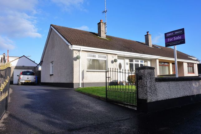 Thumbnail Semi-detached bungalow for sale in Riverside Park, Derry / Londonderry