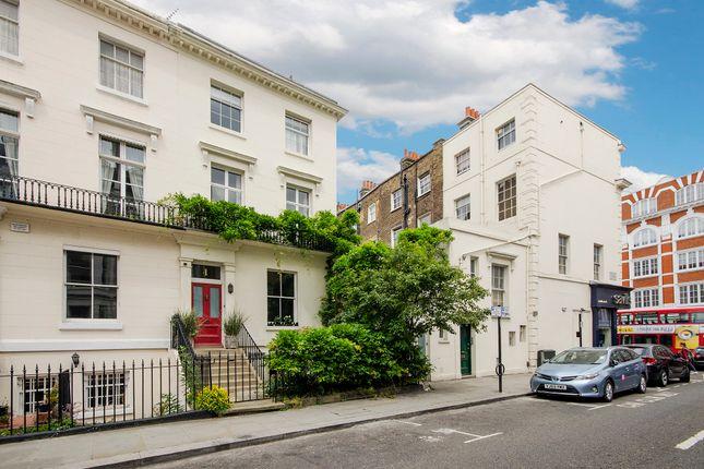 Thumbnail Town house to rent in Campden Grove, Kensington