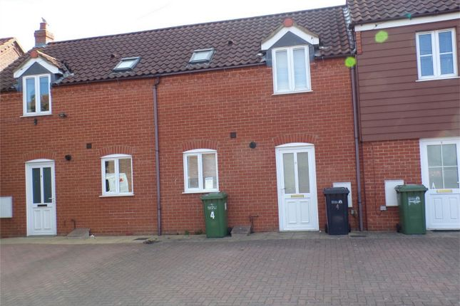 Thumbnail Terraced house to rent in Kirby Street, King's Lynn