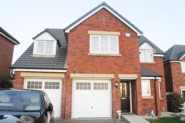 Thumbnail Detached house for sale in Benedict Drive, Blackpool