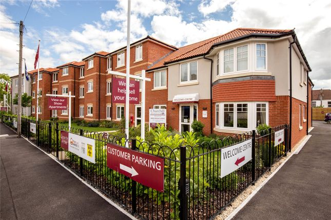 Thumbnail Flat for sale in Newpooles Lodge, Maywood Crescent, Fishponds, Bristol