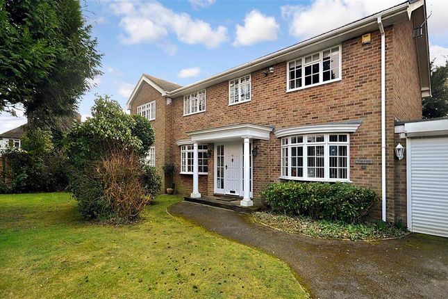 Thumbnail Detached house for sale in Cranford Road, Tonbridge, Kent