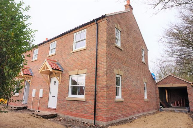 Thumbnail Semi-detached house for sale in Pulham Lane, Driffield