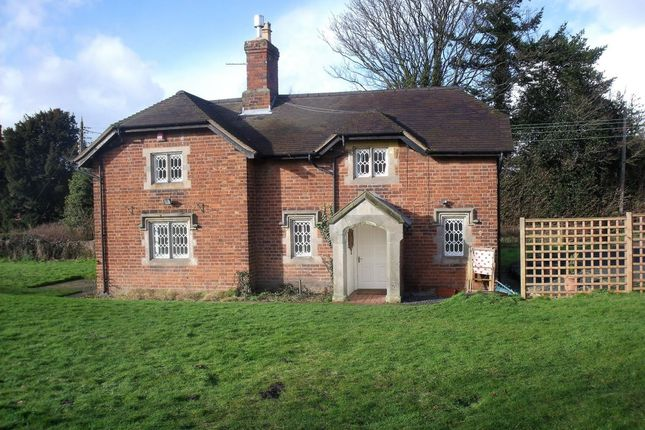 Thumbnail Detached house to rent in Cluddley, Telford
