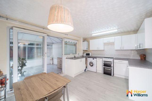 Kitchen/Diner of Kirkcaldy Avenue, Great Sankey, Warrington WA5