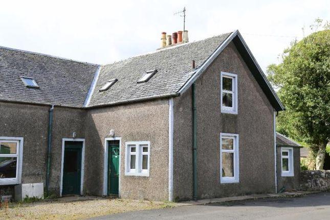 Thumbnail Flat to rent in 2 Bankfoot, Inverkip, Greenock