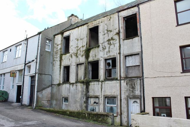 Thumbnail Town house for sale in 1 Dalrymple Terrace, Stranraer