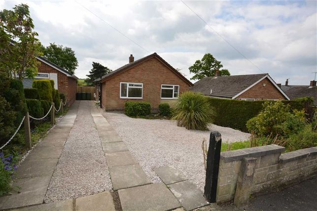 Thumbnail Detached bungalow for sale in Honeyfield Drive, Ripley