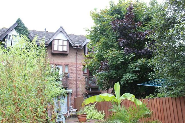 Thumbnail Terraced house for sale in Branson Court, Upper Chaddlewood, Plympton, Plymouth