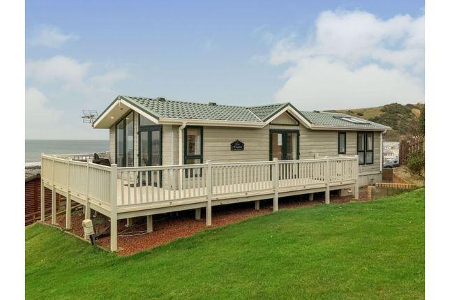 Thumbnail Lodge for sale in Pease Bay Caravan Park, Cockburnspath