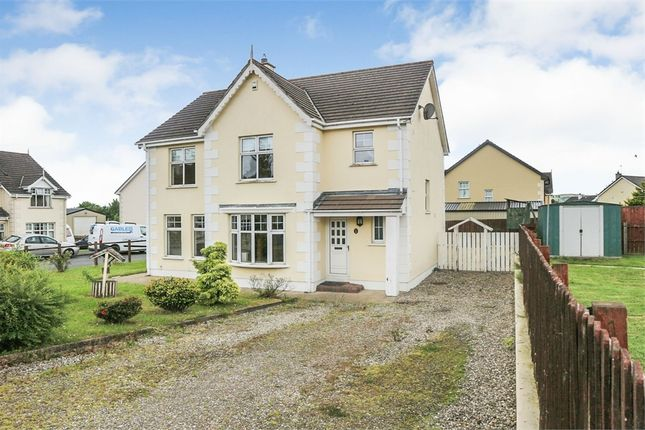 Thumbnail Detached house for sale in Garvan Park, Sion Mills, Strabane, County Tyrone