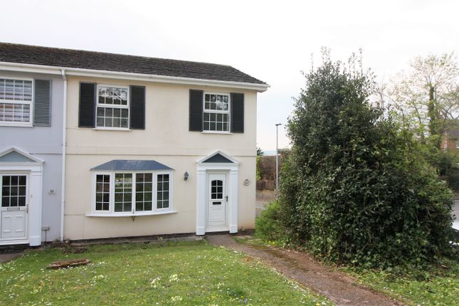 3 bed end terrace house to rent in Rosebarn Lane, Exeter EX4