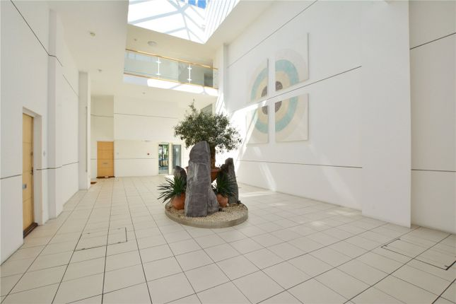 Atrium of Charter Buildings, Catherine Grove, Greenwich, London SE10
